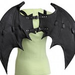 Alas negras, ¡el complemento perfecto para tus disfraces más frikis!