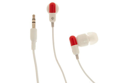 Auriculares Capsula Medicina para iPhone