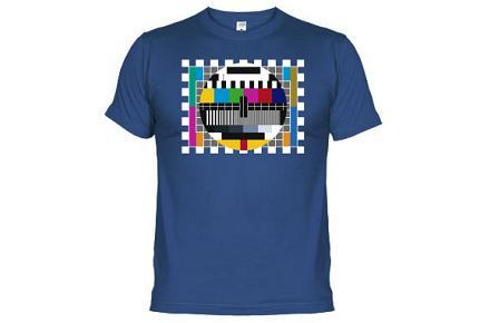 Camiseta de Sheldon Carta de ajuste