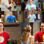 Especial Camisetas de Sheldon Cooper de The Big Bang Theory