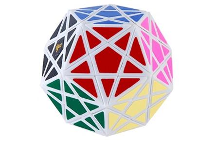 Cubo de Rubik con forma de estrella