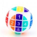 Esfera de Rubik, una forma original de resolver el milenario rompecabezas