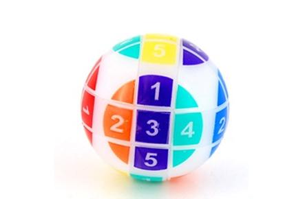 Cubo Rubik Esférico