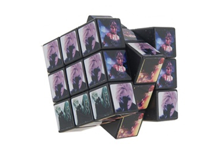 Cubo de Rubik de Final Fantasy
