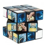 Cubo de Rubik de Naruto, para los frikis del manga.