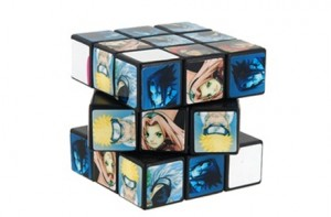 Cubo Rubik Naruto
