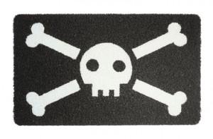 Felpudo pirata