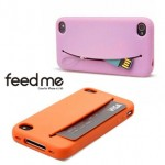 Funda Feedme para iPhone, ¡aliméntala!