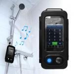 Funda Impermeable con Altavoz para Smartphone