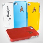 Funda para iPhone 4 de Star Trek