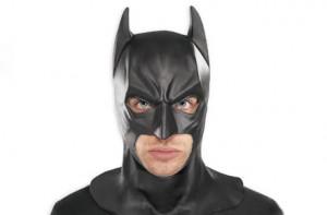 Disfraces frikis para Halloween 2012: Máscara Caballero Oscuro
