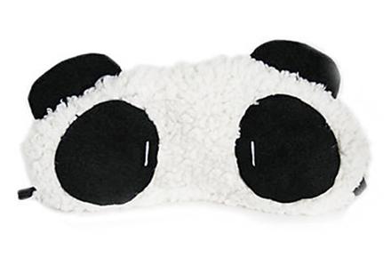 Mascara para dormir Oso Panda