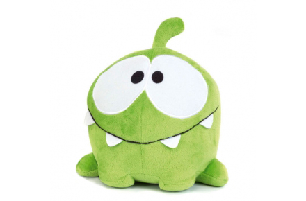 Peluche Cut The Rope boca cerrada