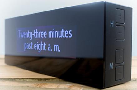 Reloj de idiomas