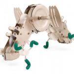 Robot a cuerda Kikkerland
