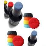 Chapas de silicona para tus botellas, y estrena tus bebidas favoritas cada día