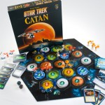 Los Colonos de Catan Star Trek, el juego de mesa más friki