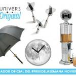 Nuevos sorteos del #FrikiDeLaSemana para Noviembre con UniversOriginal