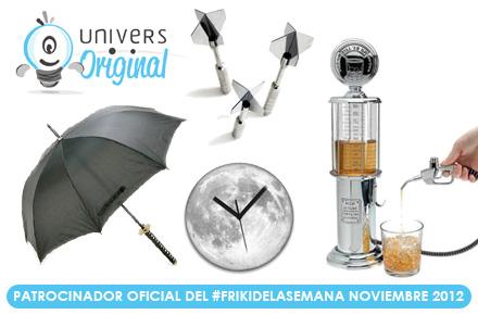 Nuevo Friki De La Semana en Noviembre con UniversOriginal
