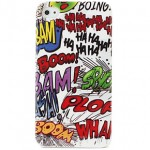 Carcasa de Comic para iPhone 4 o 4S