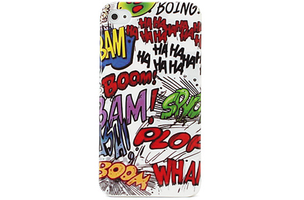 Carcasa Comic para iPhone