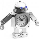 Despertador Roboclock
