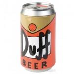 Hucha de Lata Cerveza Duff, tus ahorros más frikis