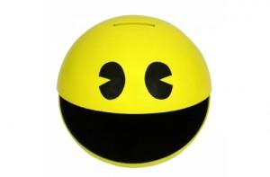 Hucha con sonido Pac-Man