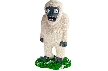 Figura Zombie Yeti, Pantas vs Zombies