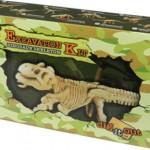 Kit de Excavación de Fósiles de Dinosaurios