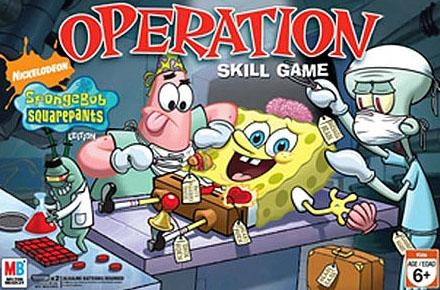 Operación Bob Esponja