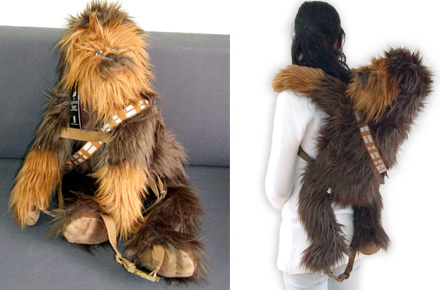 Mochila Chewbacca, Star Wars