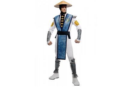 Disfraz de Raiden, Mortal Combat