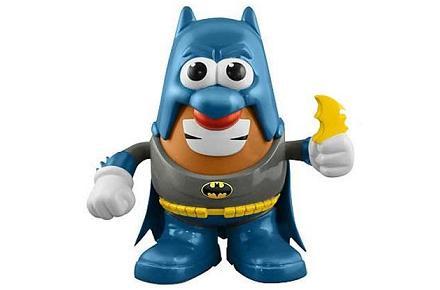 Mr.Potato Batman