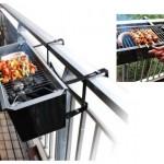 Barbacoas de balcón