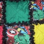 Manta de Los Vengadores de Marvel