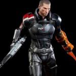 Figura de Shepard Mass Effect formato premium
