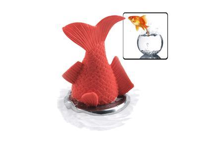 Tapón con forma de pez
