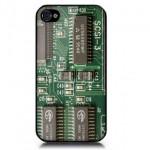 Carcasa de circuitos para iPhone 4