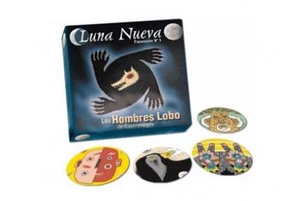 Hombres lobo de Castronegro: Luna nueva