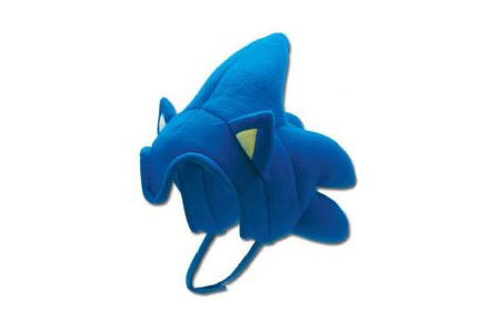 Peluca de Sonic