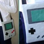 Bolso Game Boy para iPad