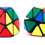 Cubo de rubik diamante, un nuevo desafió para las mentes frikis