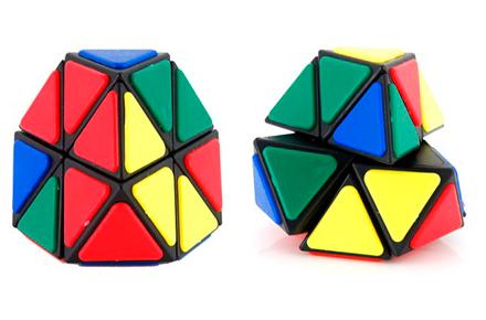 "Cubo Rubik ""Forma Diamante"""