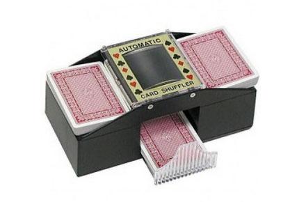 Barajador de cartas automático