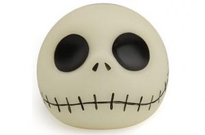 Monedero Cabeza de Jack Skeleton