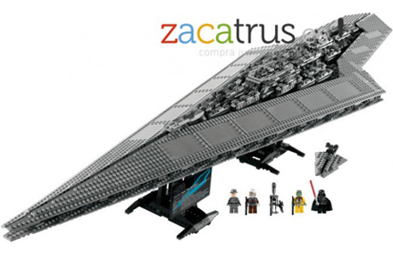 Nave Star Destroyer de Lego
