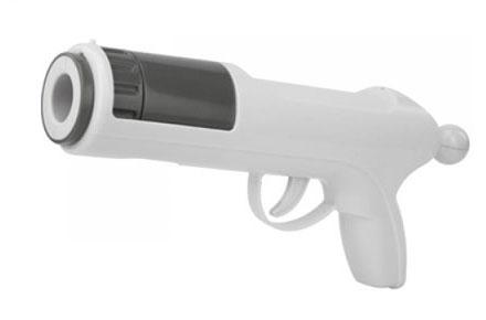 Pistola de alcohol