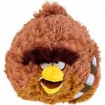 Peluche Chewbacca de Angry Birds, ¡temblad ante la ira de del wookie!