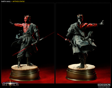 Estatua de Darth Maul